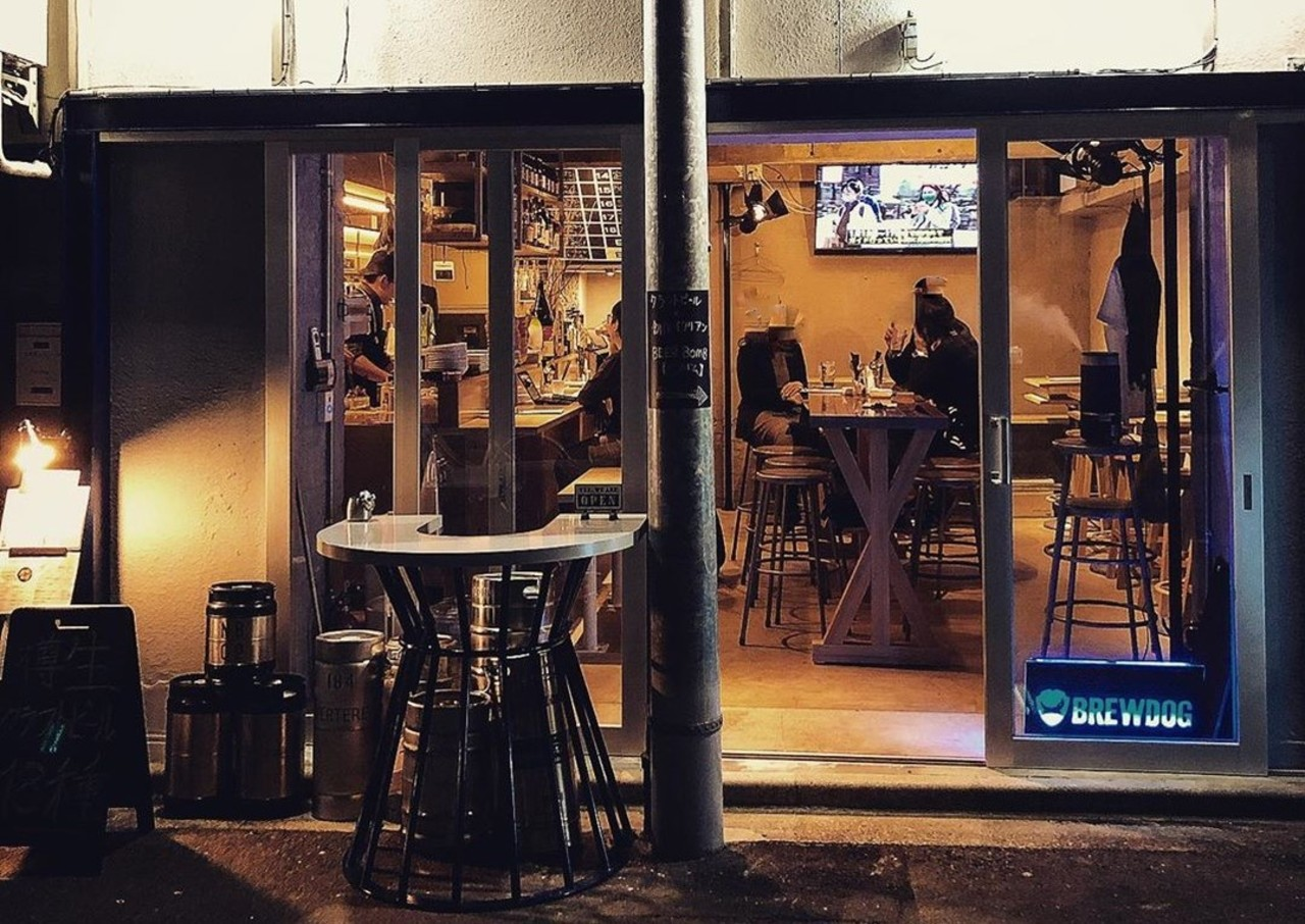 創作イタリアン&クラフトビール&日本酒...東京都新宿区西新宿7丁目の「ビアボム」