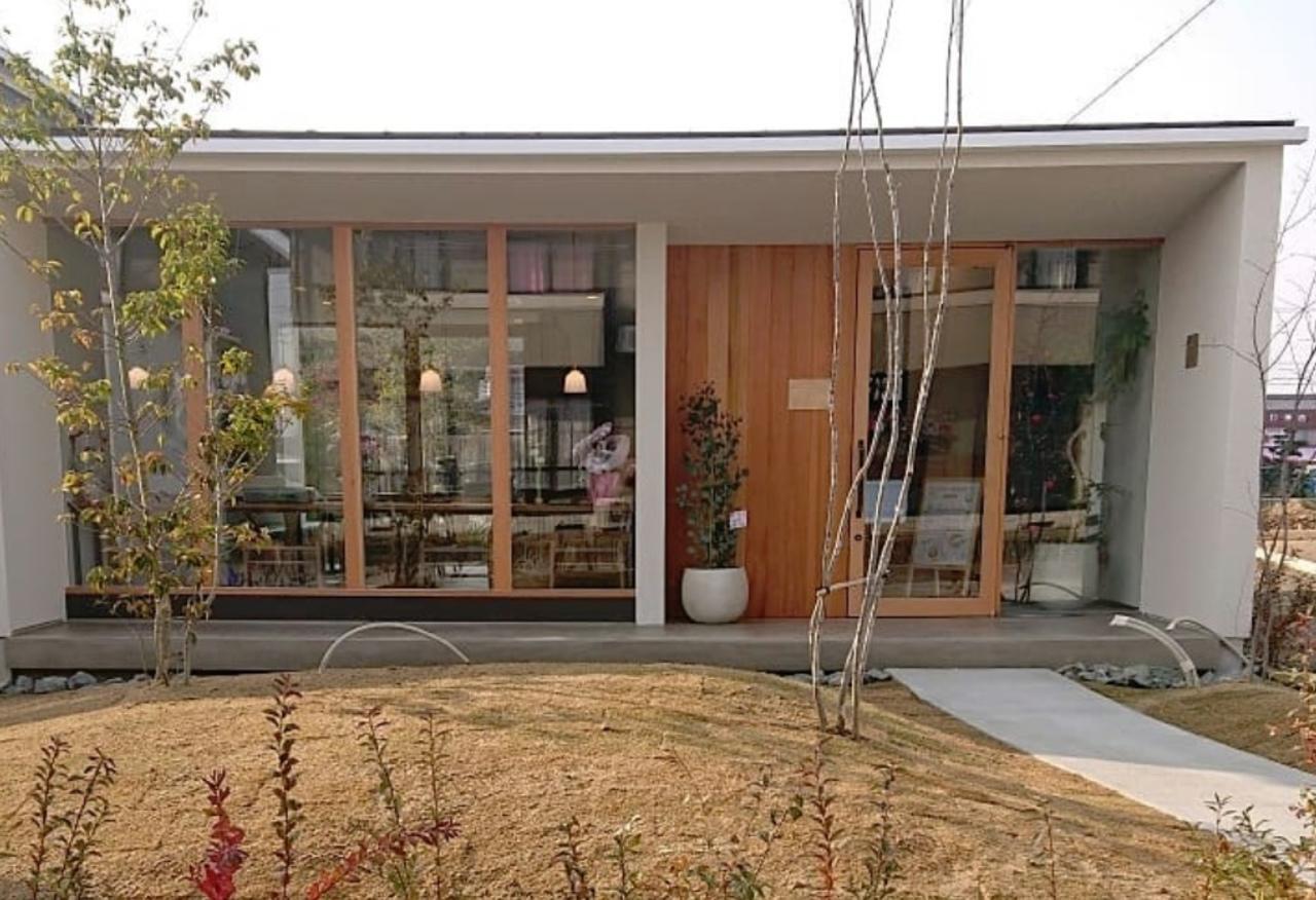 長年温めてきた夢...津市栗真小川町にお教室&カフェ『CAFE MANA』オープン