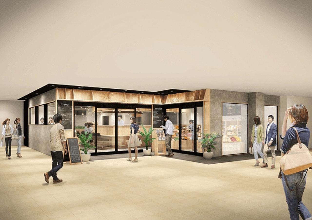 東京の京王線武蔵野台駅に地産地消の複合店舗「武蔵野台商店」2019年2月オープン