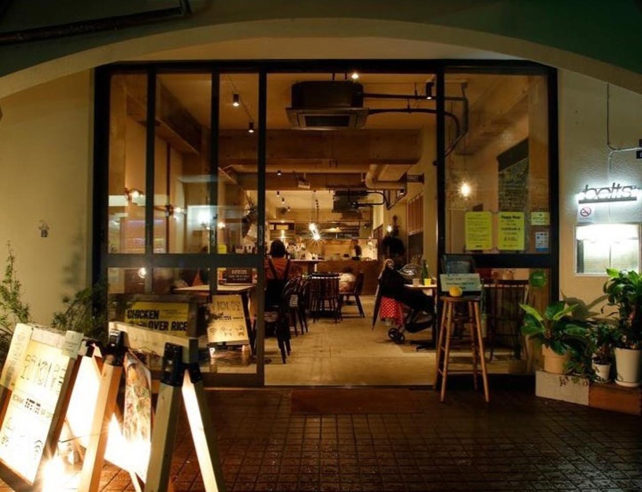 アメリカンレストラン&バー&コーヒー...東京都港区三田5丁目の「ベルツ」