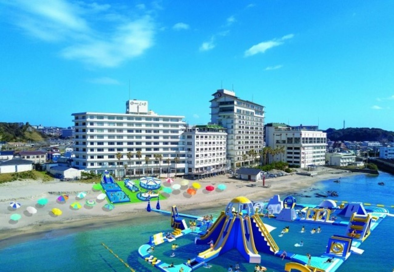 栃木県日光市の『きぬ川ホテル三日月』