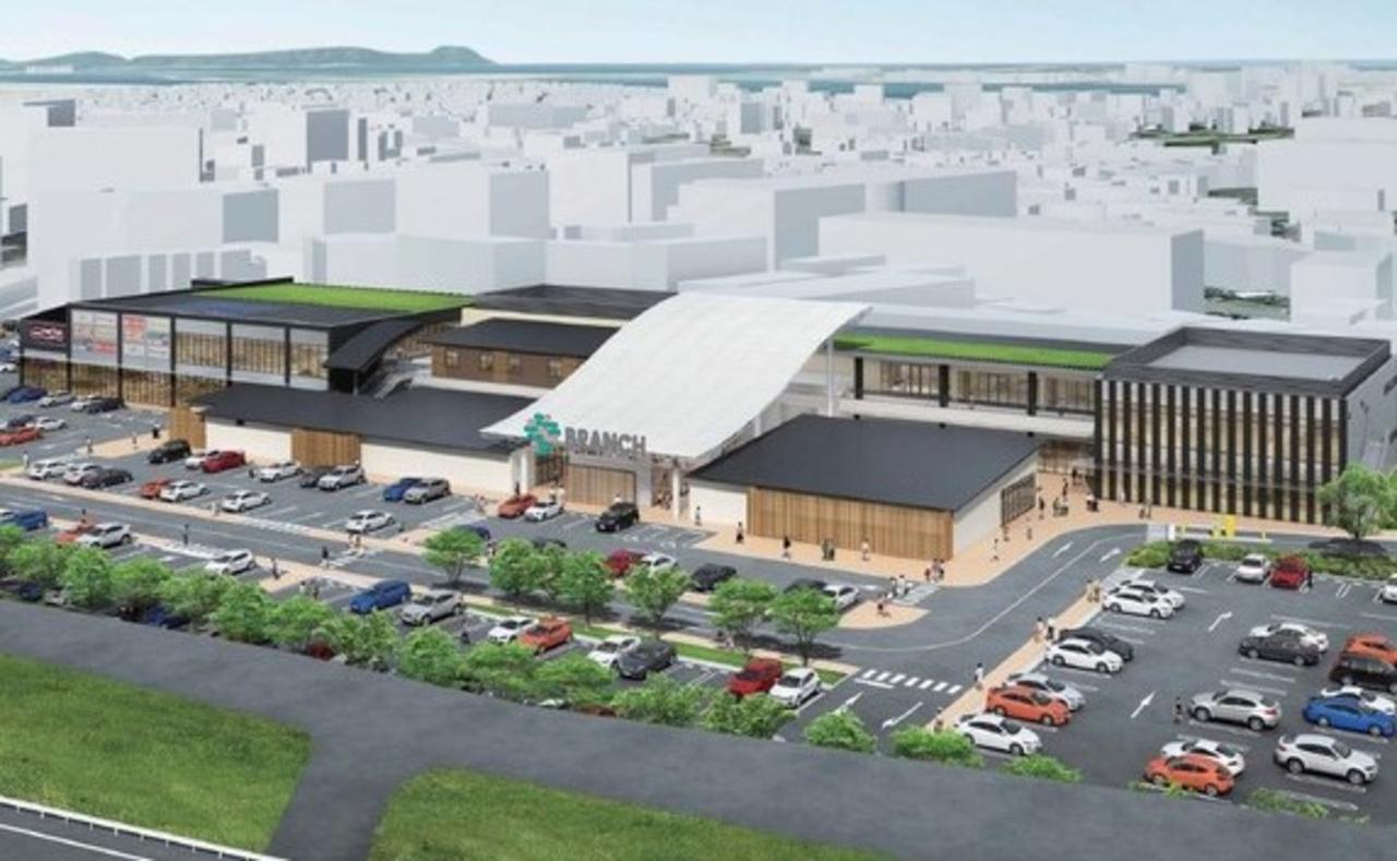 福岡市東区下原に複合商業施設「ブランチ福岡下原」11月30日開業予定!