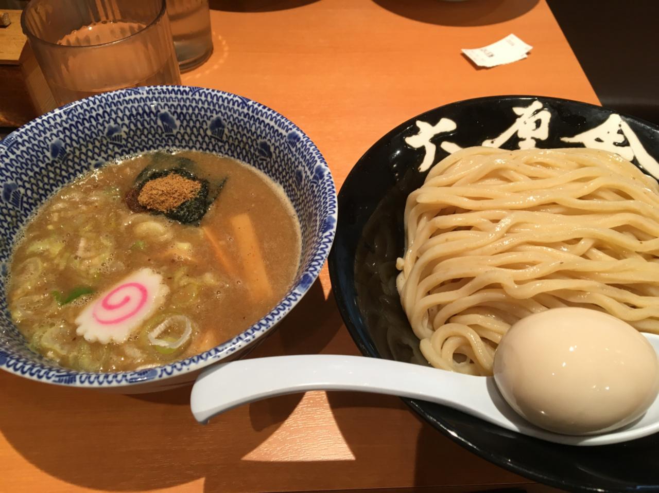 [東京駅]六厘舎 つけ麺