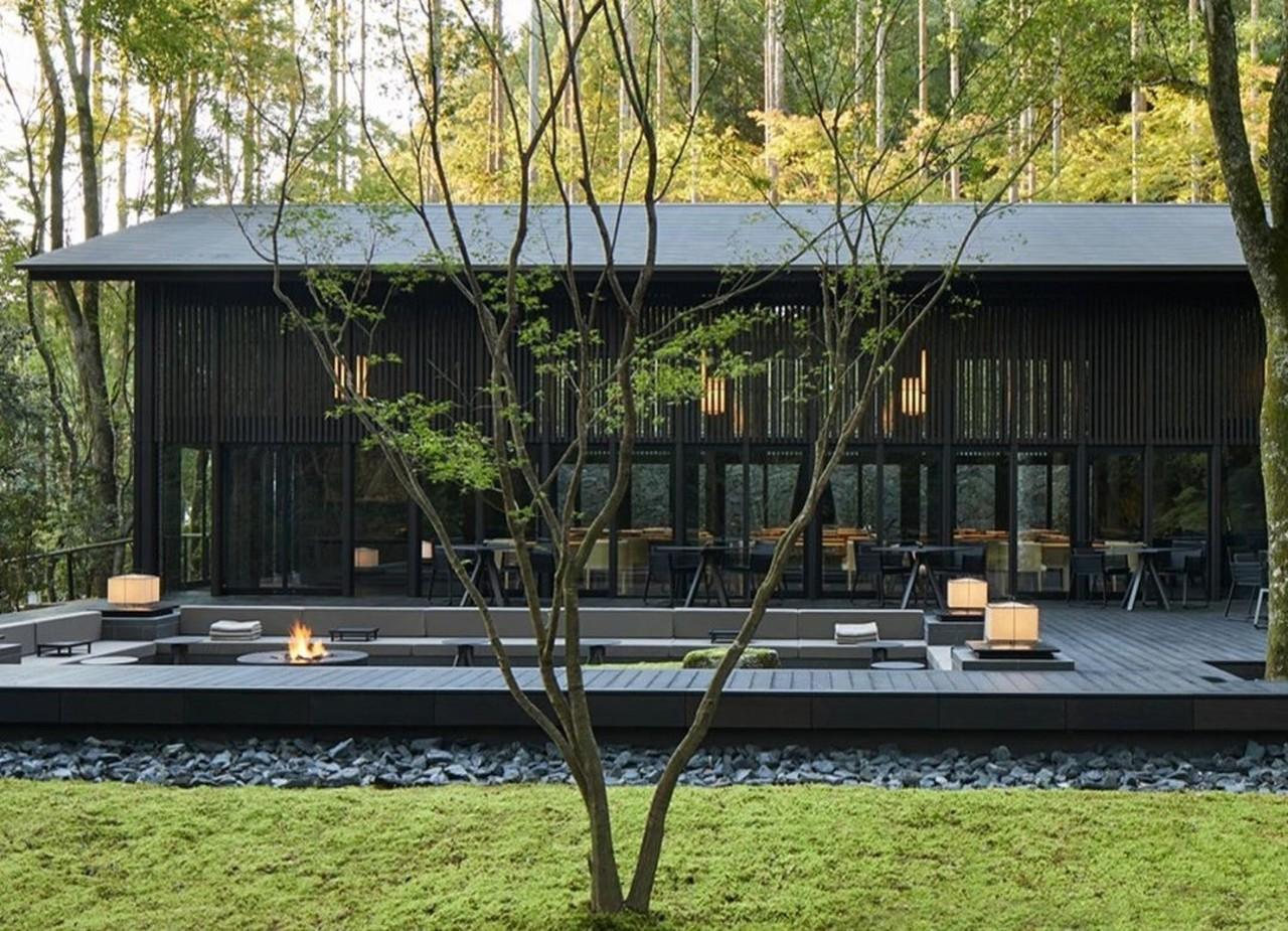 京都市北区のラグジュアリーホテル『アマン京都』2019.11/1open