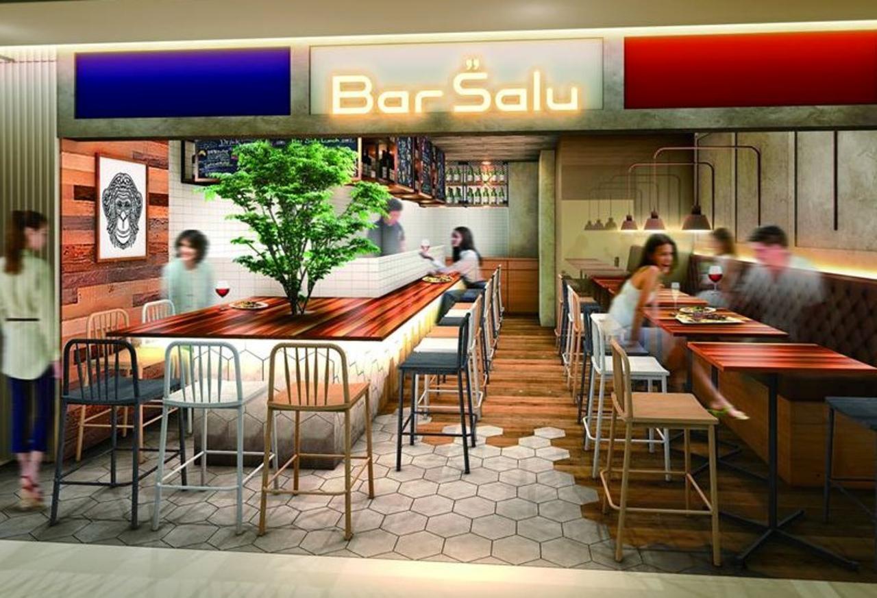 広島ekieの新たなゾーン...エキエバルに「ビストロフレンチ バルザル広島店」本日オープン