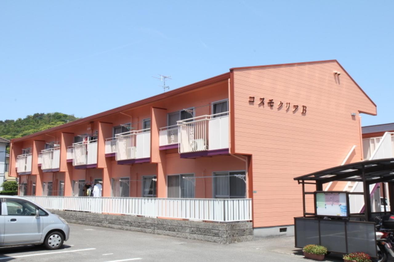 南江戸の賃貸コスモクリアB206(2DK) 入居者募集