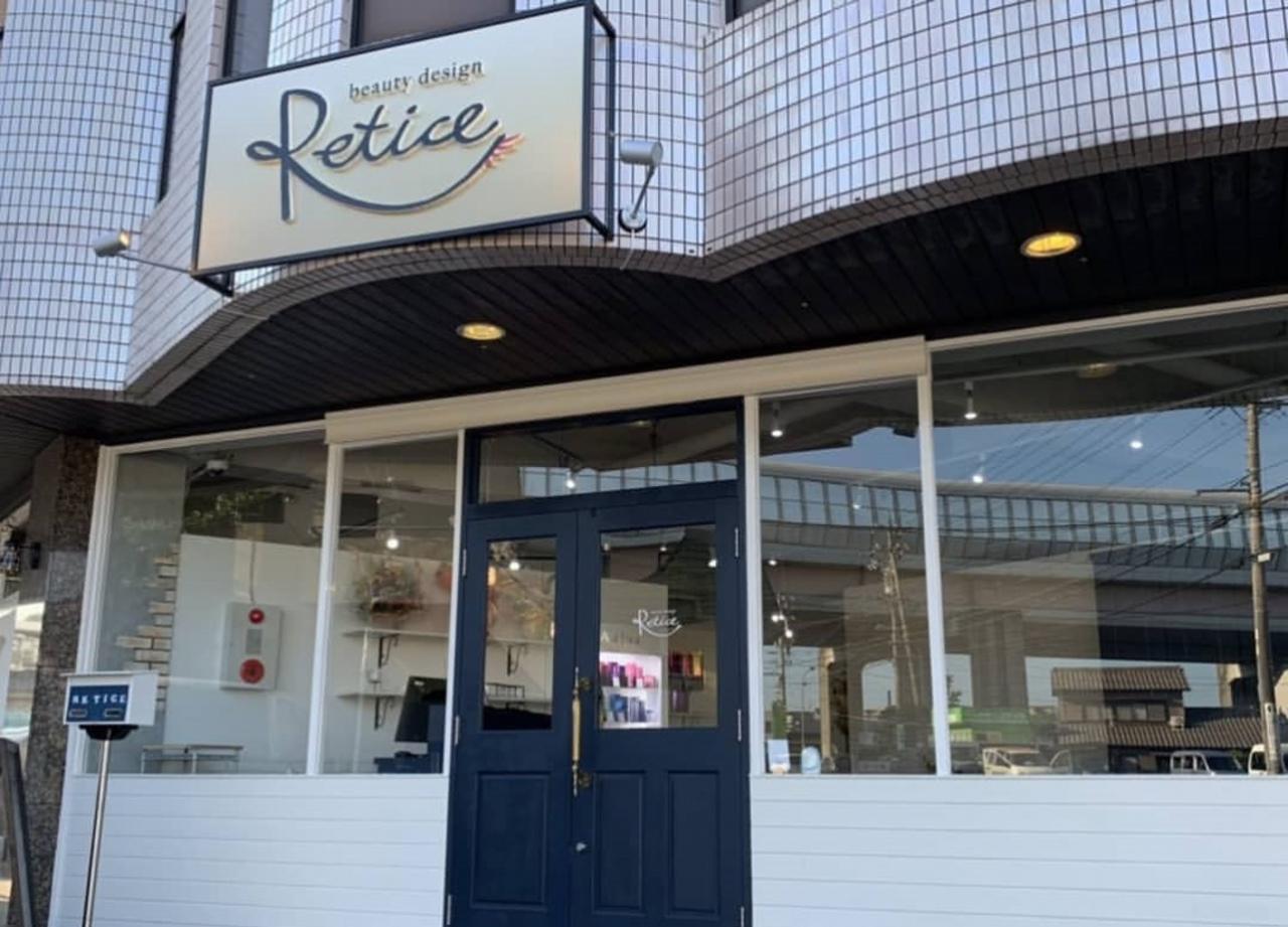 祝!6/15open『Retice Hair』(愛知県東海市)