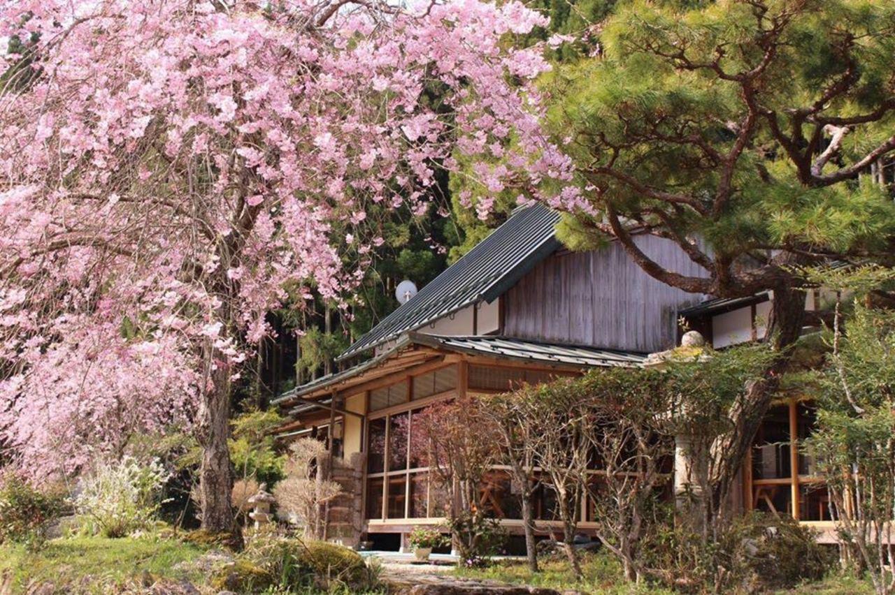 心地よい風が吹き抜ける古民家レストラン。。奈良県吉野郡吉野町柳の『ナラヤマソウ』