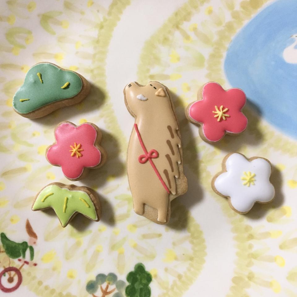 [清水五条]とことこ アイシングクッキー