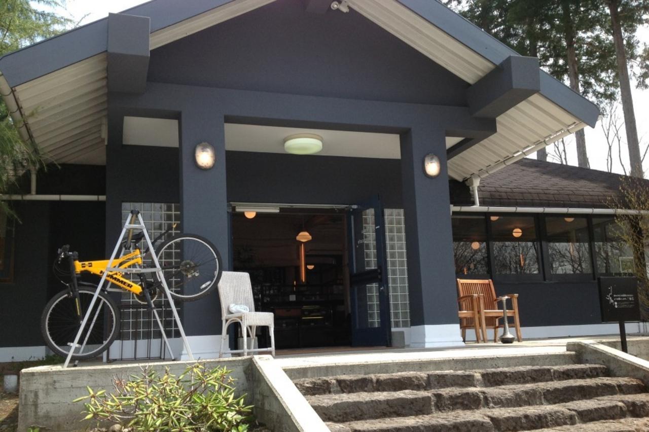 那須高原のお洒落なカフェ...栃木県那須郡那須町高久乙の「那須ショウゾウカフェ」