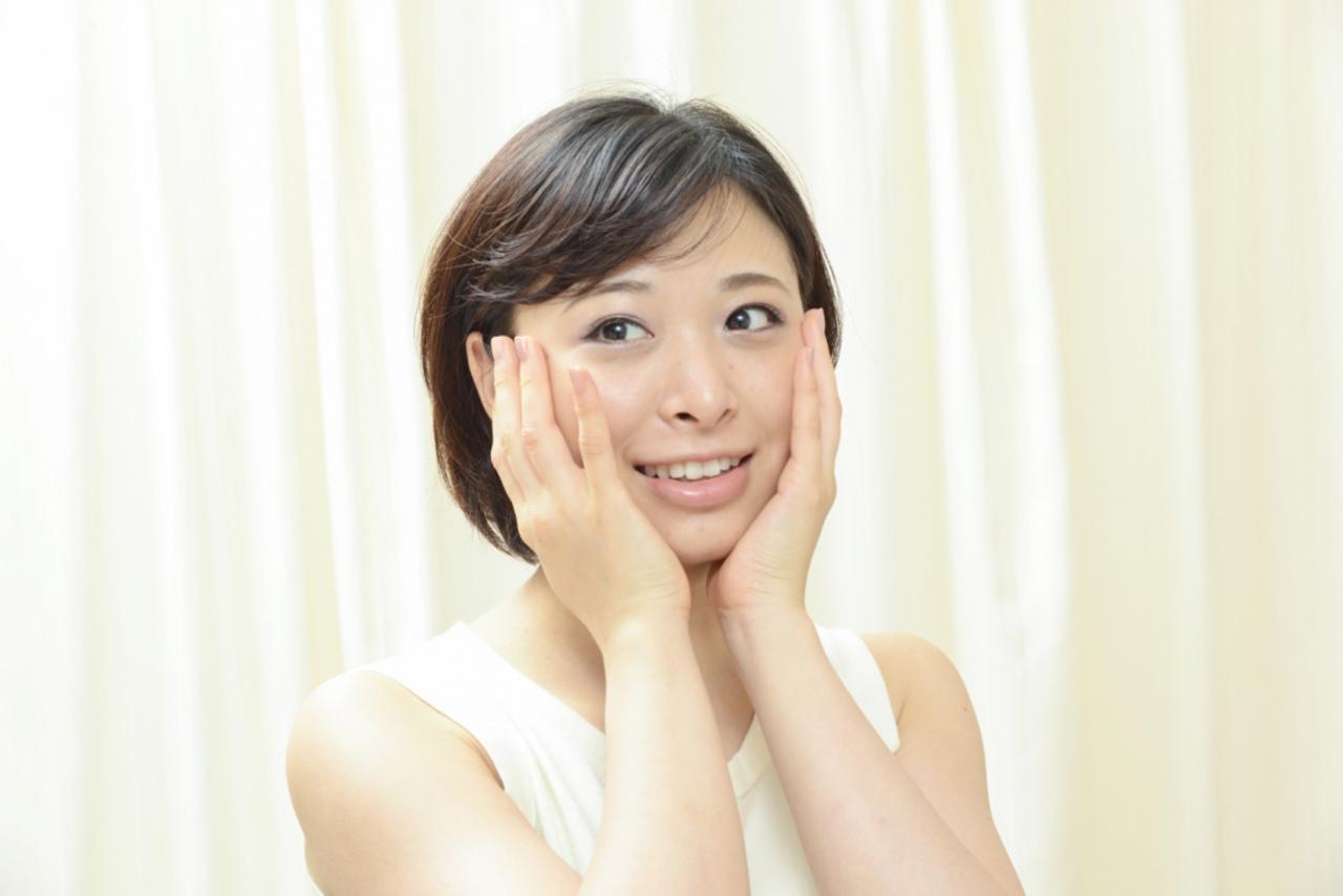 【小顔矯正の感想1】気になっていた頬がスッキリしました!!