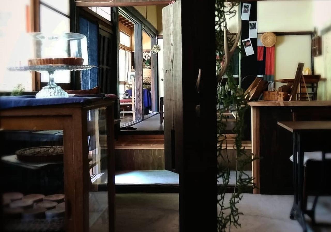 お山の中の古民家...神奈川県愛甲郡愛川町半原の『年茶屋』