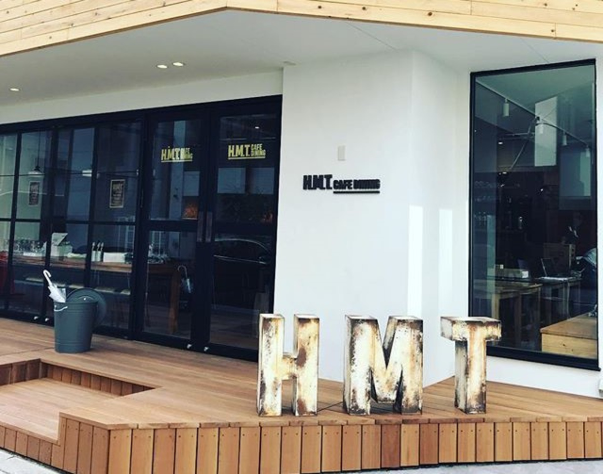 北浜駅近くに「H.M.T Cafe Dining」OPEN!