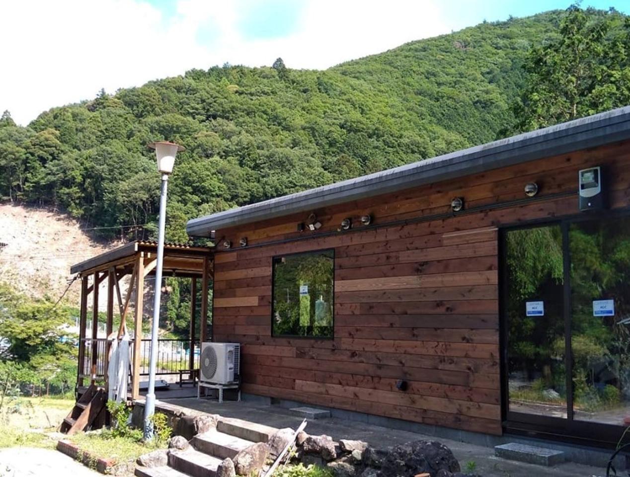 関ケ原町の森の中のカフェ。。岐阜県不破郡関ヶ原町今須に『アンダンテ』プレオープン