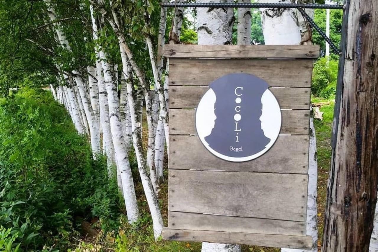 祝!8/4open『ココリ』ベーグル店(北海道河東郡)