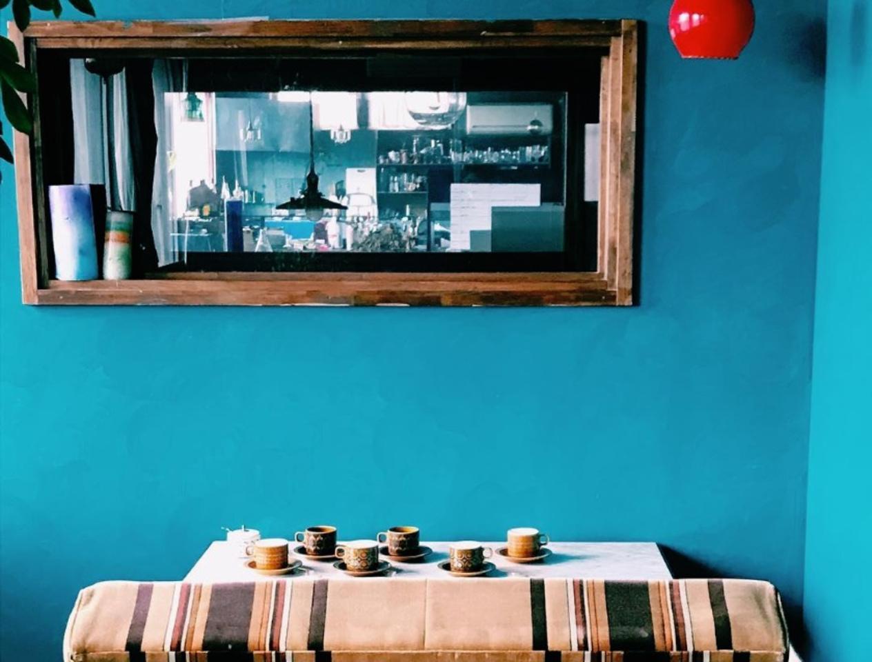 だいすきなあのコを誘う口実に...松阪市茶与町に『喫茶マカロニ』12/21オープン