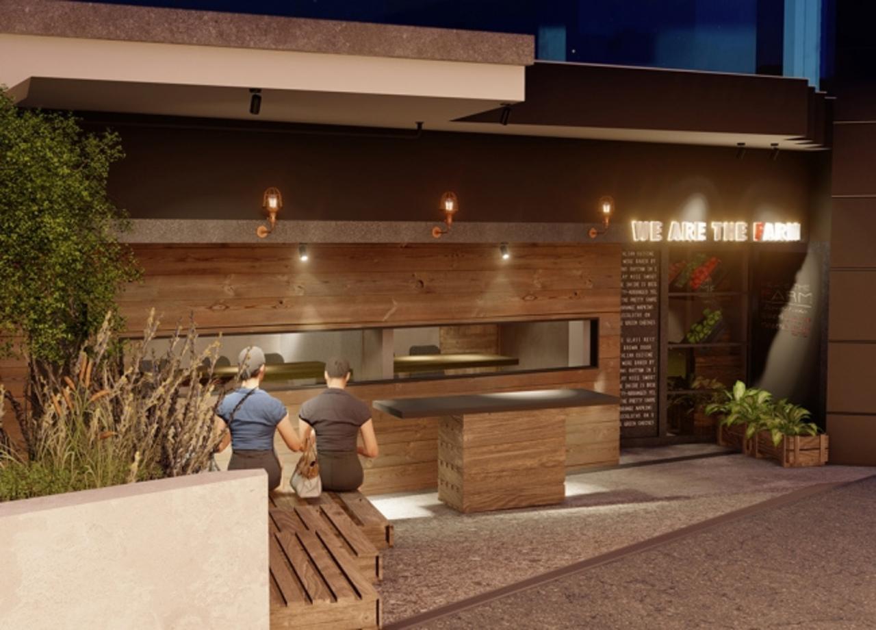目黒1丁目にこだわり野菜のオーガニックレストラン「ウィーアーザファーム目黒」4月20日オープン!