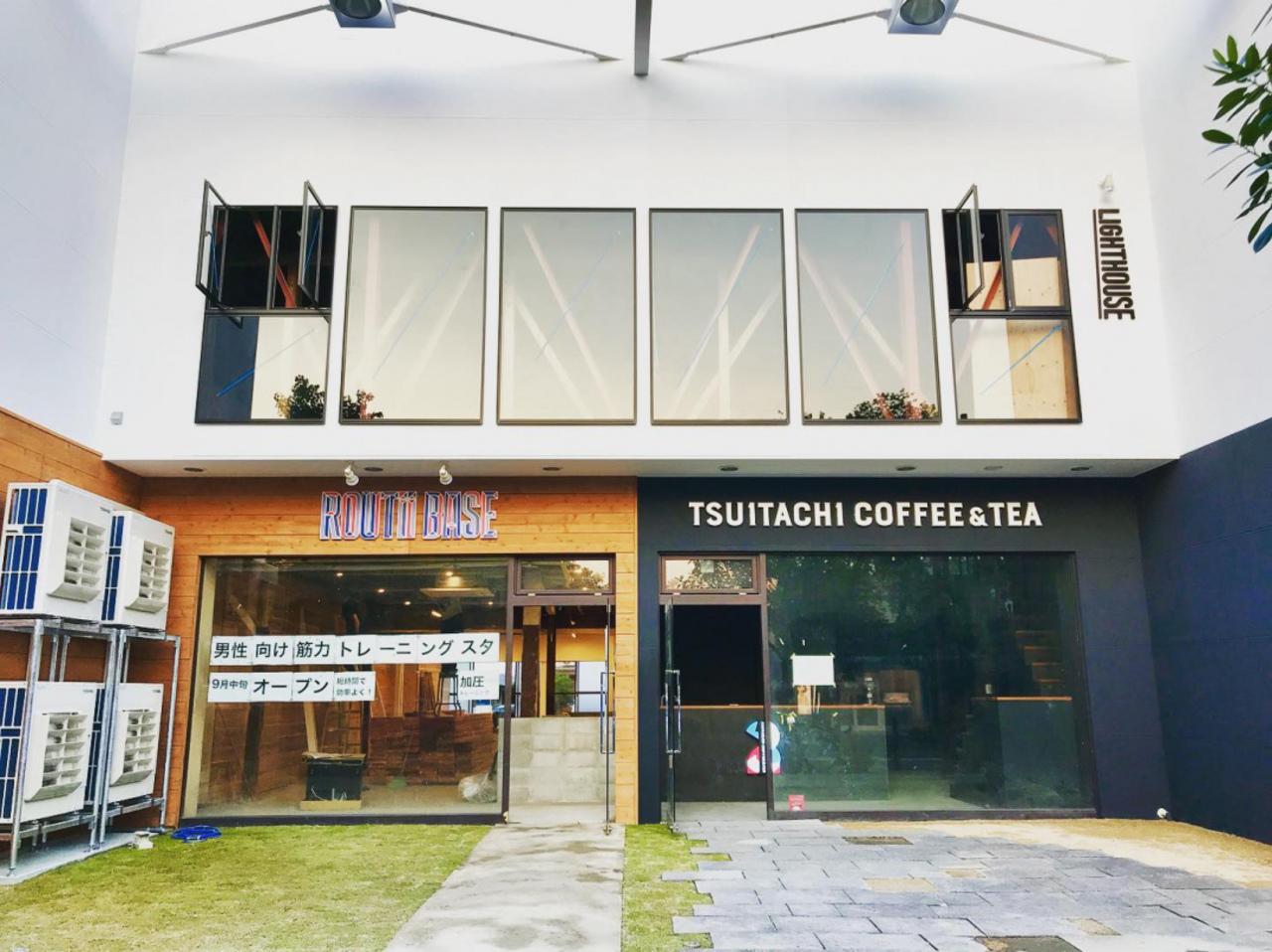 佐賀県佐賀市唐人2丁目に3つのお店が入る複合施設「TOJIN242」が明日プレオープンのようです。