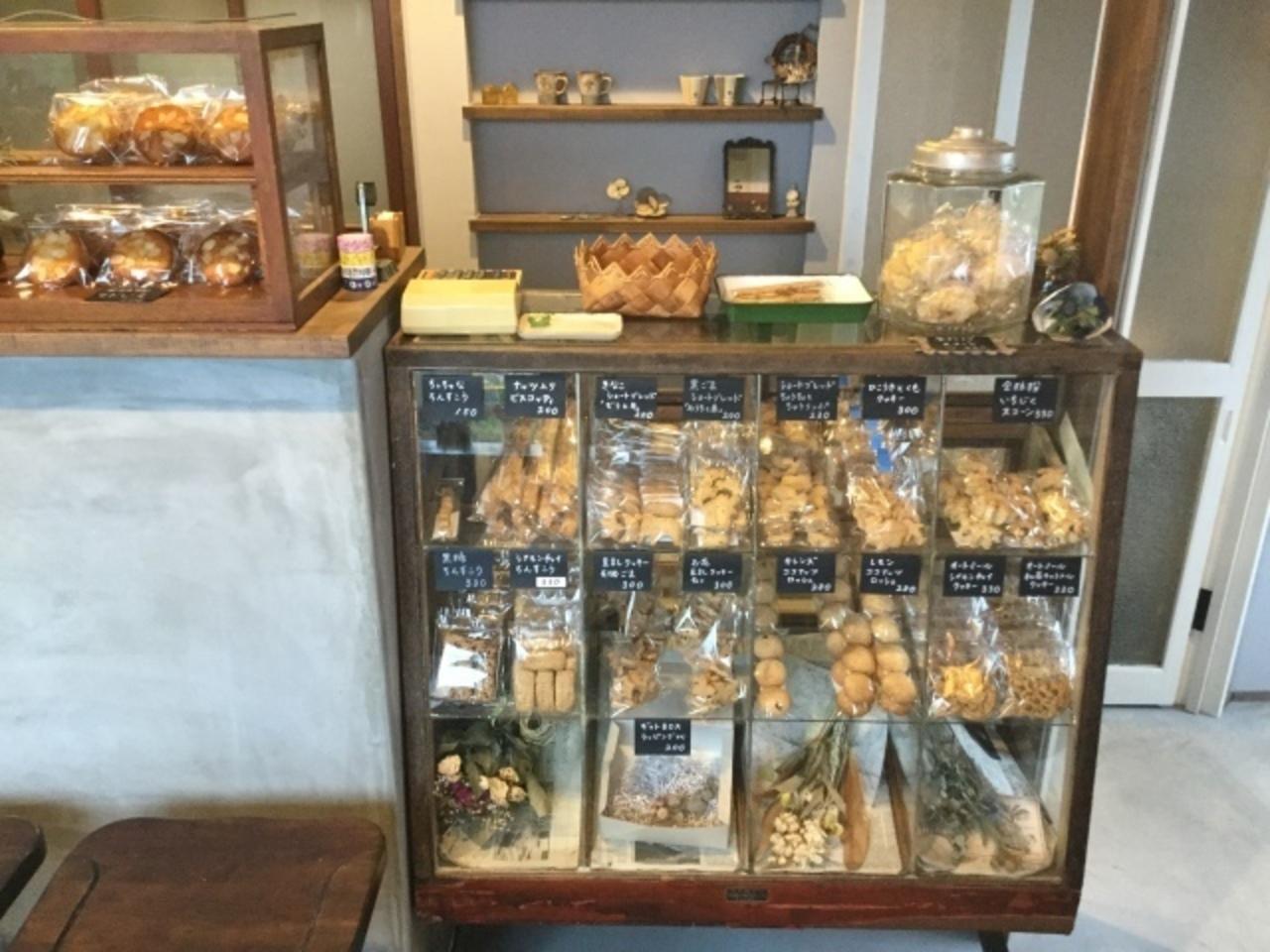 小さなお菓子屋さん。。。茨城県笠間市石井のカフェ『アールハナ』