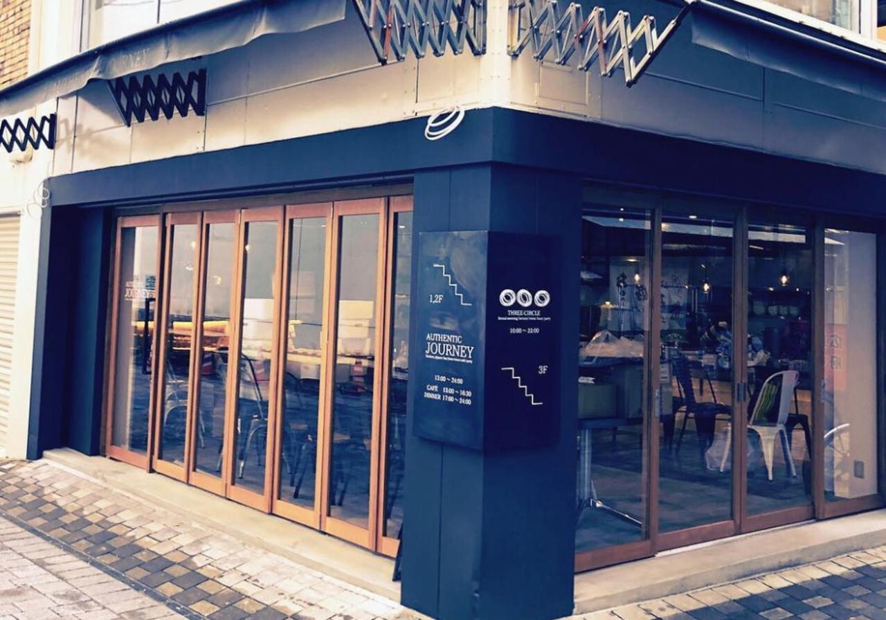 空きビルを丸ごと改装...福山駅近くにレストラン「オーセンティック ジャーニー」9/13オープン
