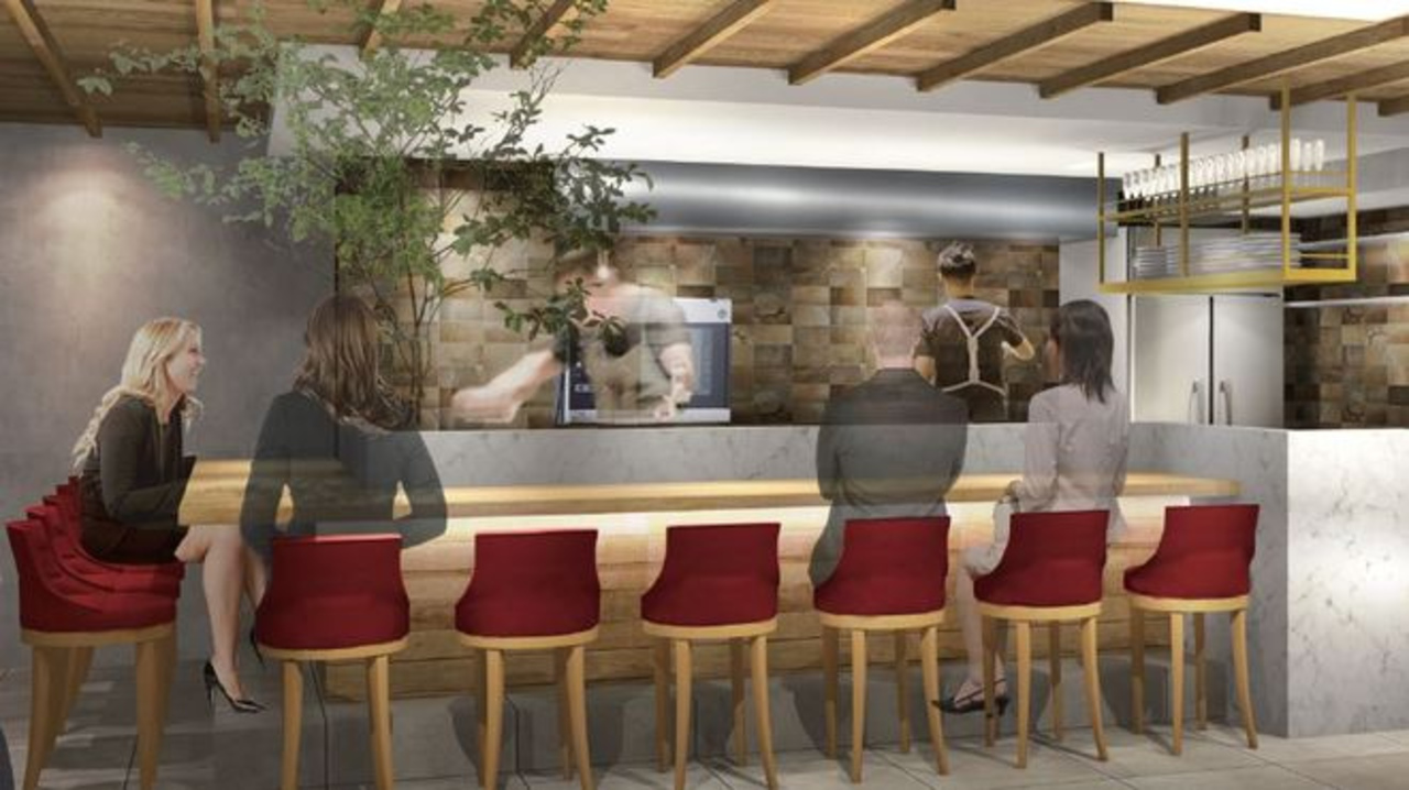 銀座四丁目の隠れ家レストラン『カシェットクロコ』本日オープン。