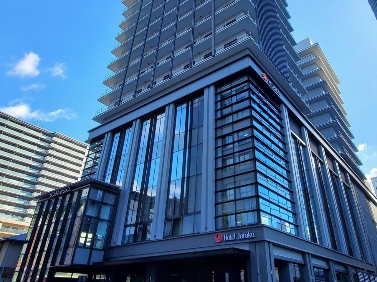 神戸市中央区の『神戸ホテルジュラク』4/3GrandOpen