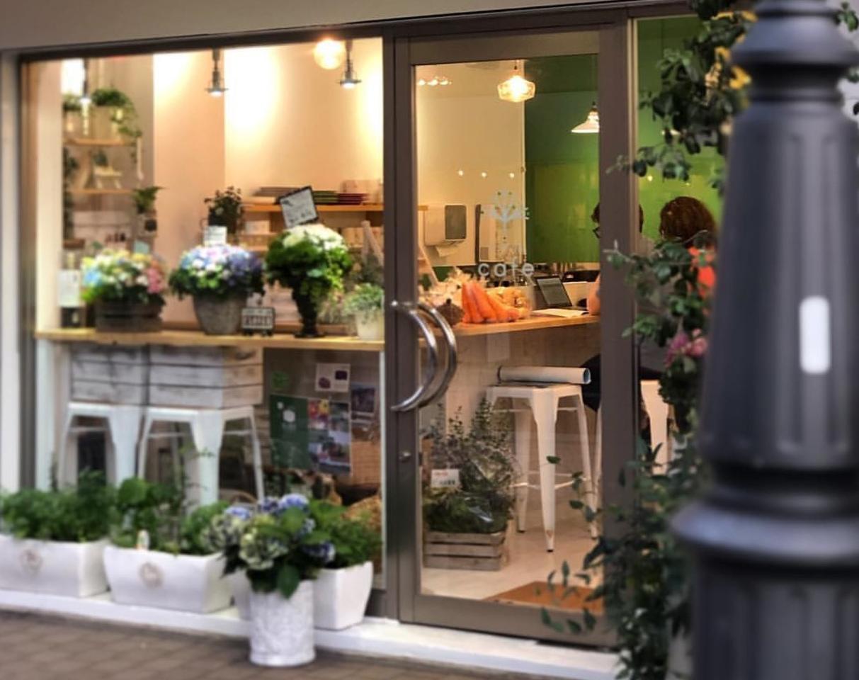 大分市府内町2丁目に「リプルカフェ」が6/12にオープンされたようです。