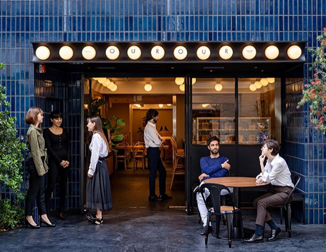 過ごしたい時を過ごせる場所...東京都台東区柳橋2丁目にカフェ&ミニマルホテル「アゥア」オープン