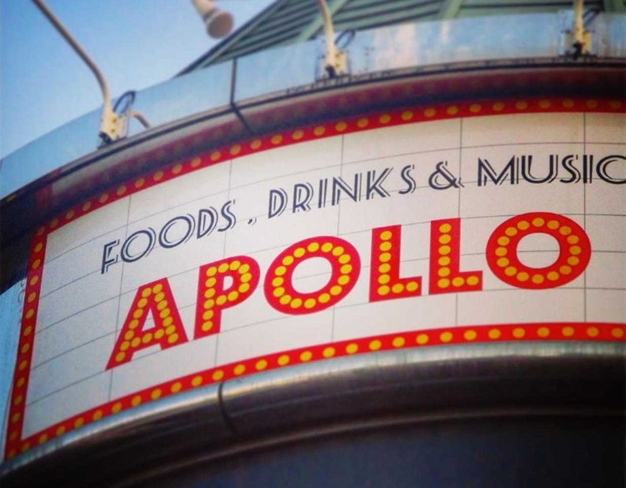 千葉のJR稲毛駅近くにエンターテイメント・アメリカンパブ「アポロ」が本日オープンされるようです。