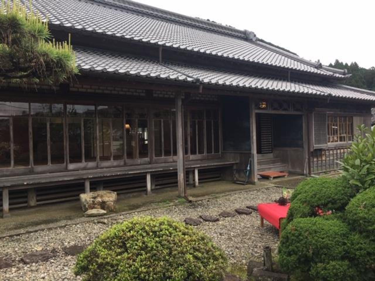 明治34築の旧都築邸をカフェに...高知県高岡郡四万十町茂串町の『古民家カフェ 半平』