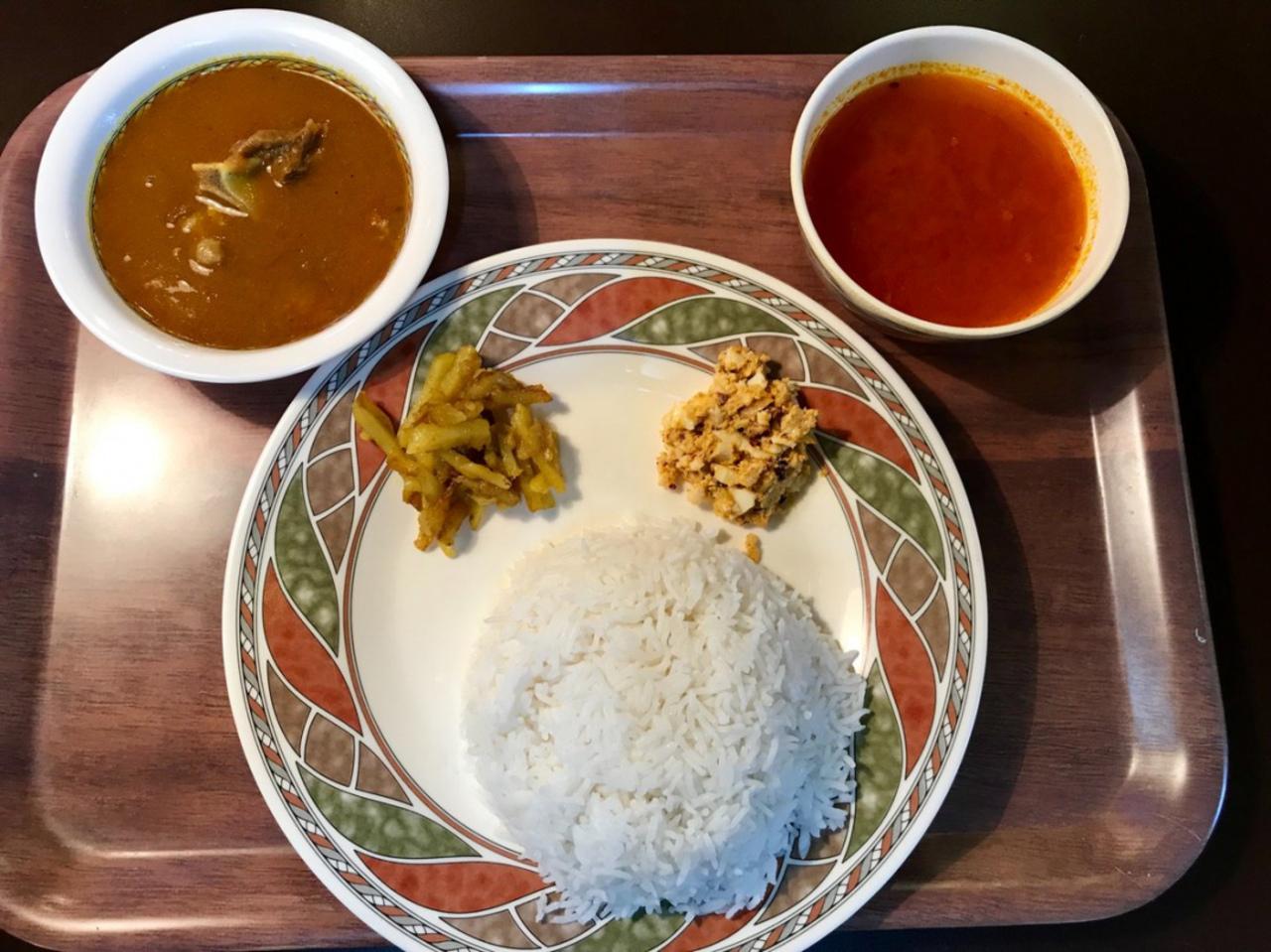 【0602/Sun】ほんものバングラデシュ家庭料理!トルカリ高円寺!本日のカレー!