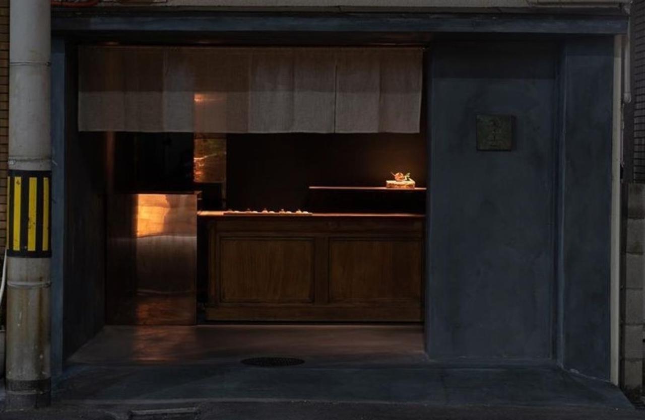 モナカと茶のお店。。大阪市天王寺区上汐3丁目に『実と美』オープン