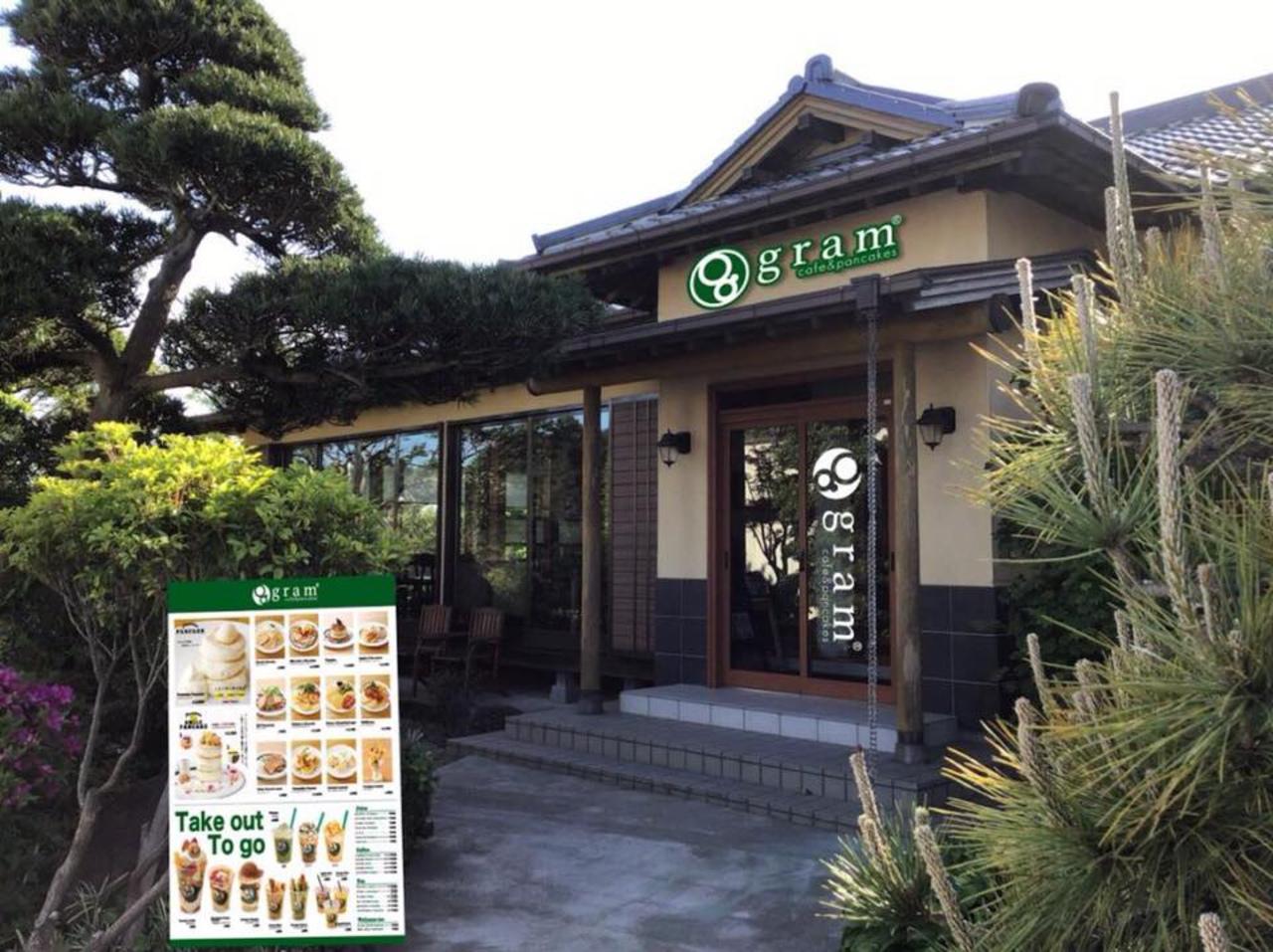茨城県鉾田市徳宿に和風でレトロな外観のカフェ&パンケーキ「gram鉾田店」6月23日オープン!
