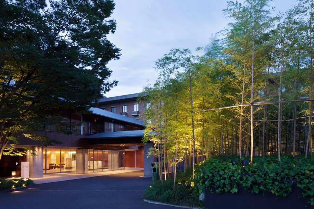 京都市東山区のラグジュアリーホテル『ハイアットリージェンシー京都』