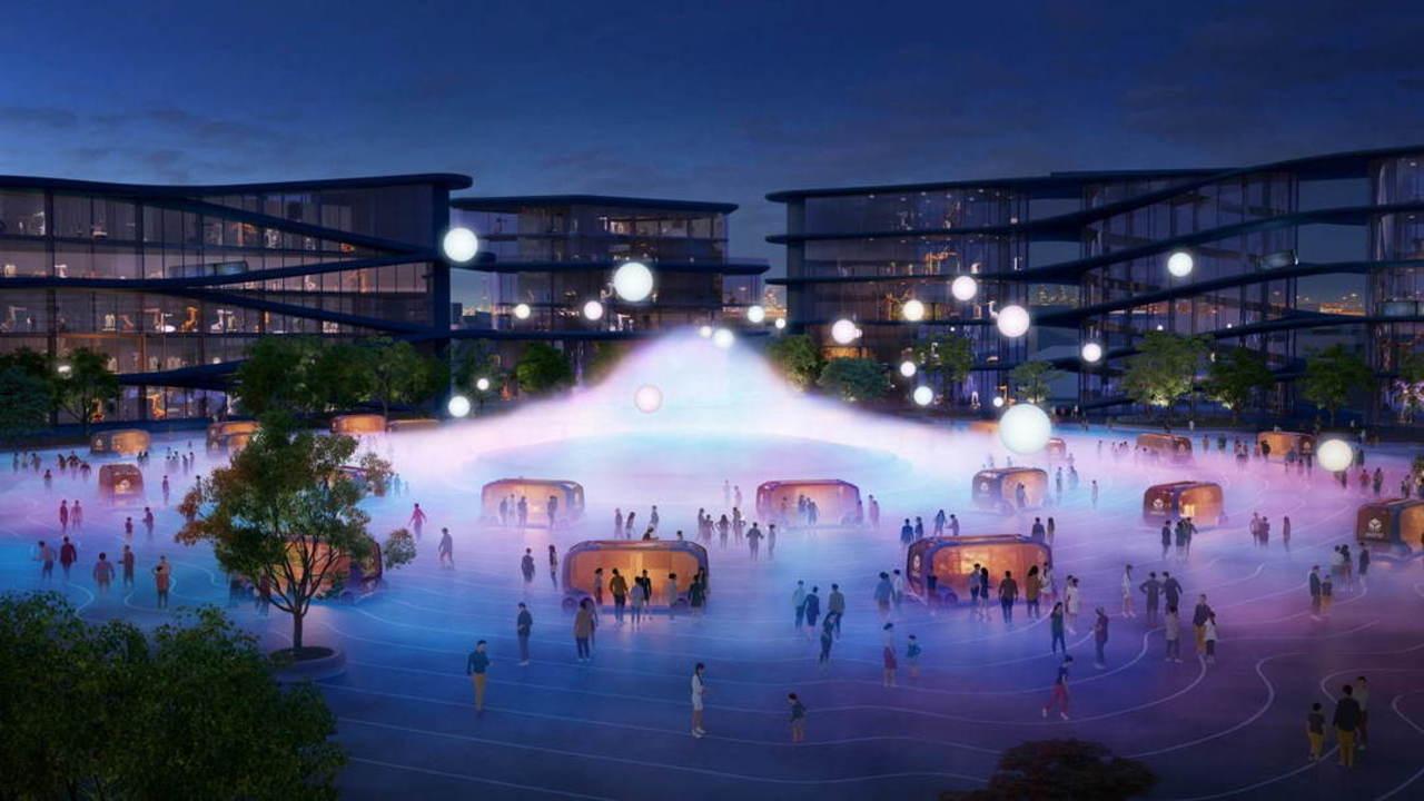 静岡県裾野市にトヨタがスマートシティー「ウーブン・シティ」を建設すると発表!