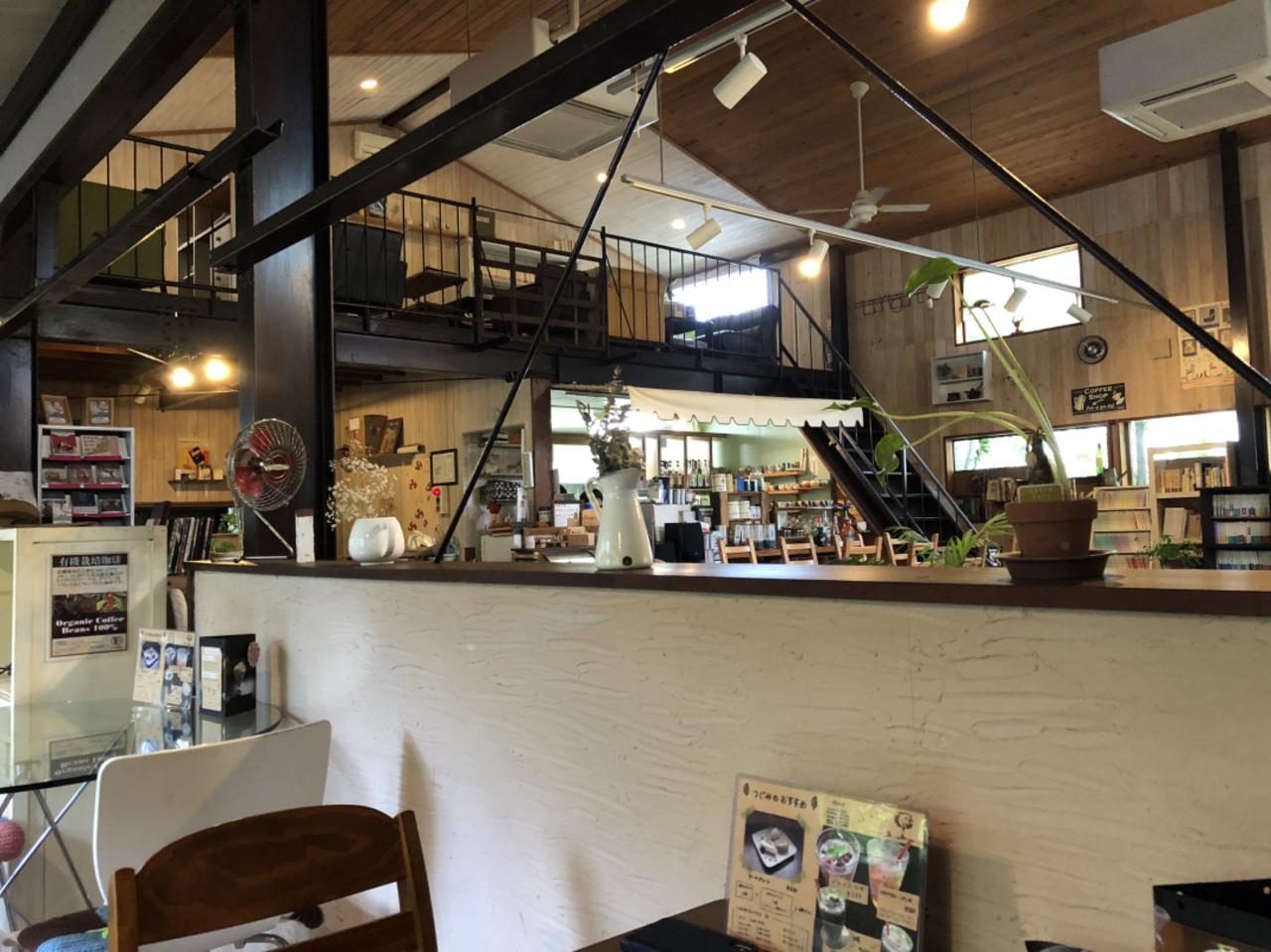 名張市美旗のつぐみカフェ。。。