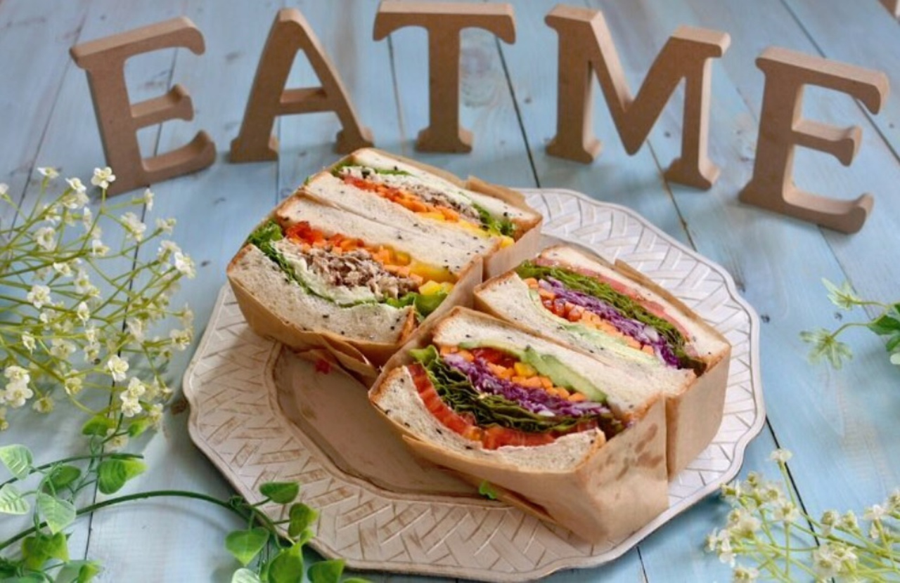 カラダがよろこぶサンドイッチ...栃木市片柳町に『eat me sandwich』本日プレオープン