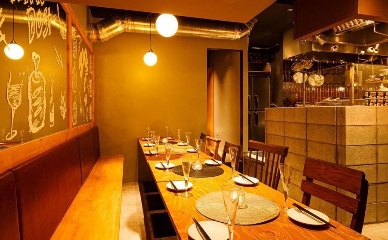 厳選肉と炭火Dining...東京都国分寺市本町2丁目の「肉ドシ国分寺」