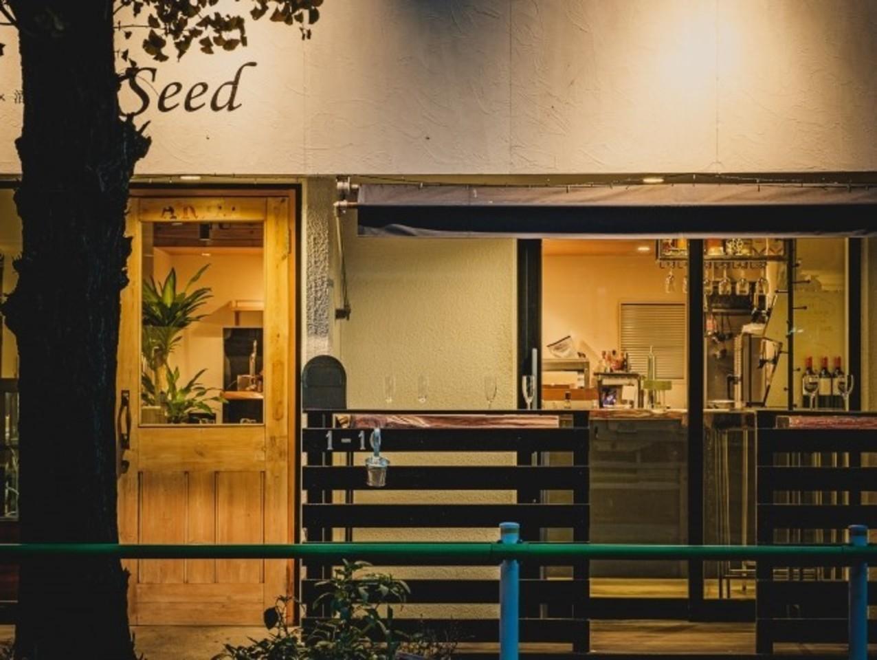 ありそうでなかったスタンディングフレンチ...東京都港区芝浦2丁目の「フレンチ×酒場シード」