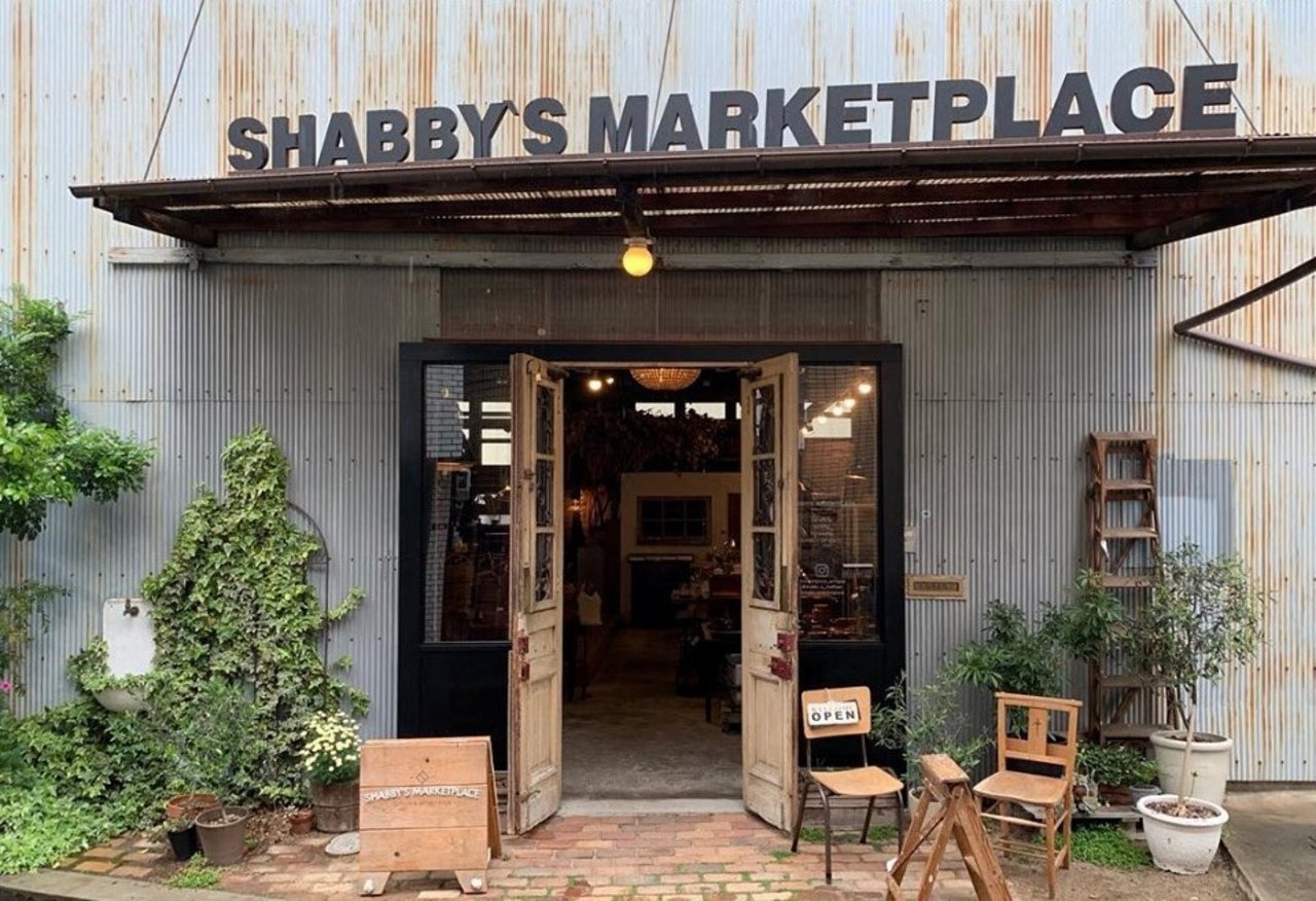 【 SHABBY'S MARKETPLACE 】アンティーク&ヴィンデージ家具(大阪市西淀川区)