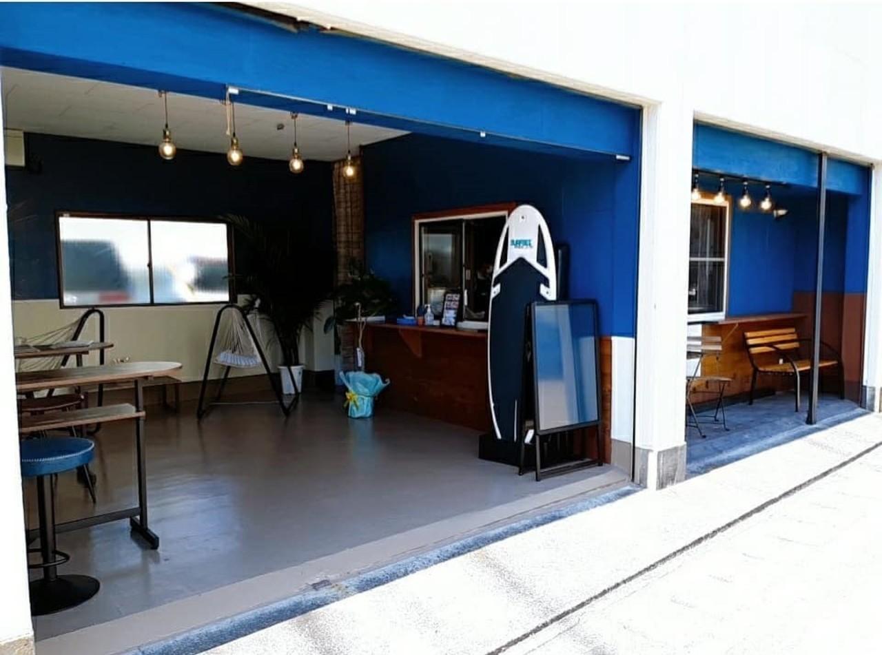 サーフ&カフェ...静岡県富士市永田町1丁目に「ローカル」2/5オープン