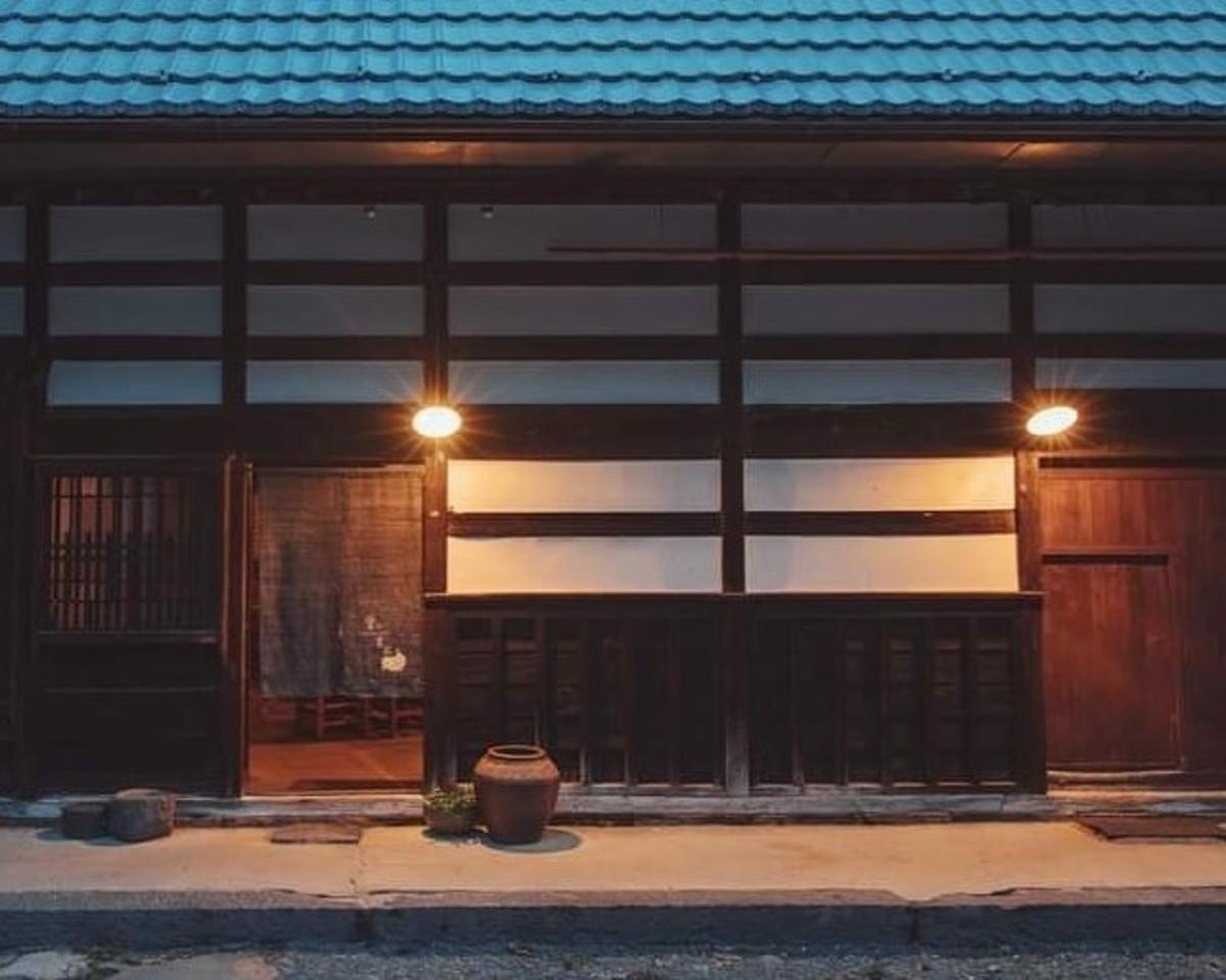 山里の古民家フレンチレストラン。。。山梨県北杜市高根町長澤の『テロワール 愛と胃袋』
