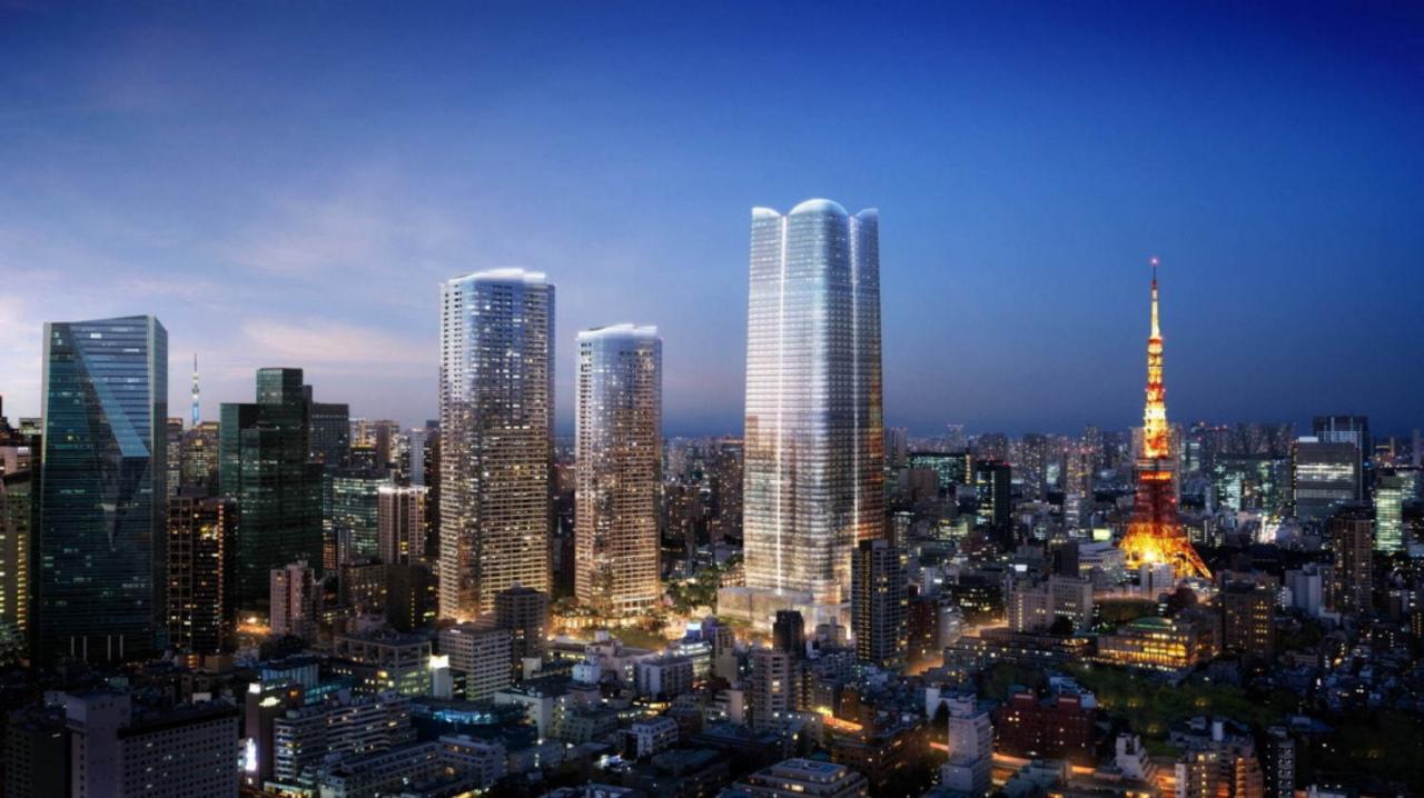 ヒルズの未来形都市、2023年3月竣工予定「虎ノ門・麻布台プロジェクト」始動!