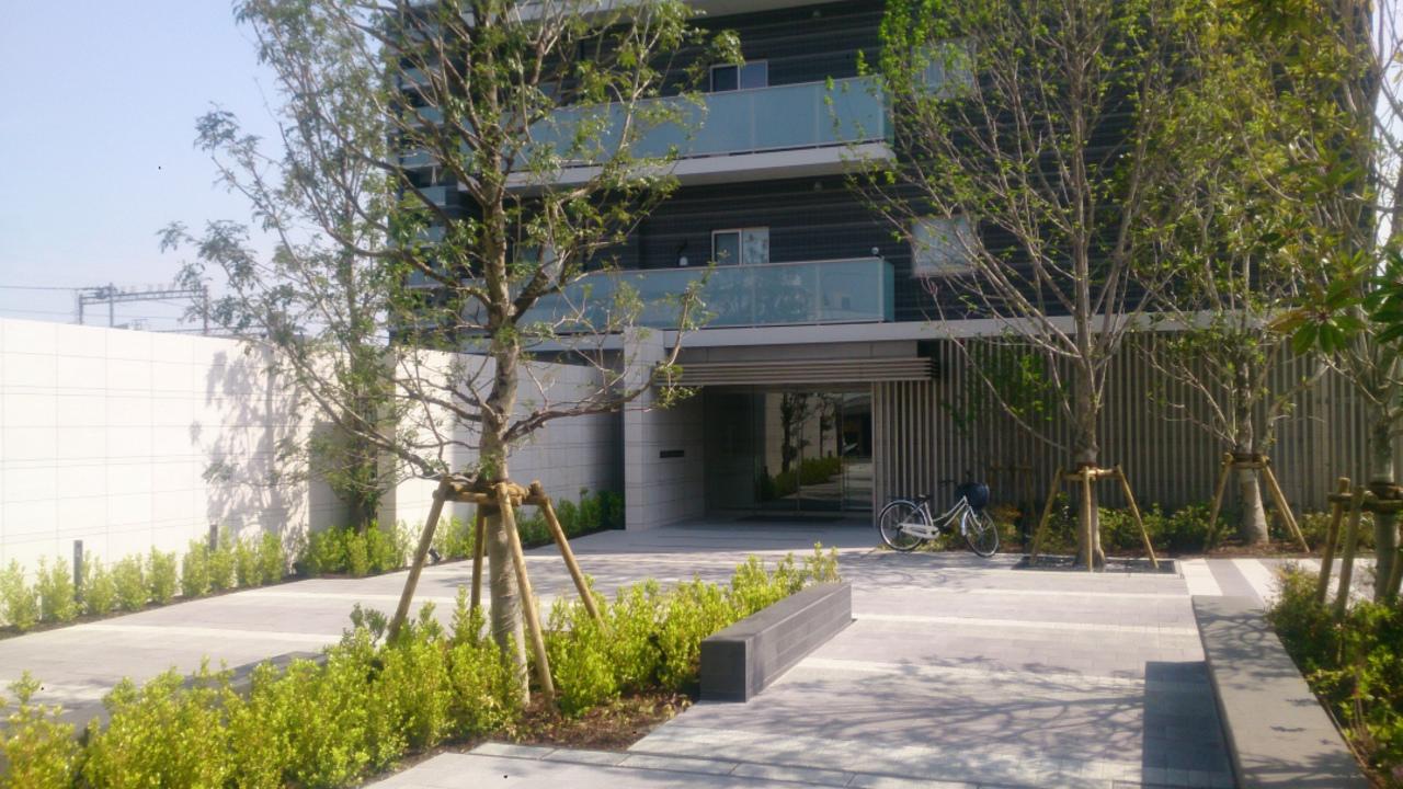 駅前徒歩1分の大規模新築マンション♪時間を造る暮らしへ(´▽`)