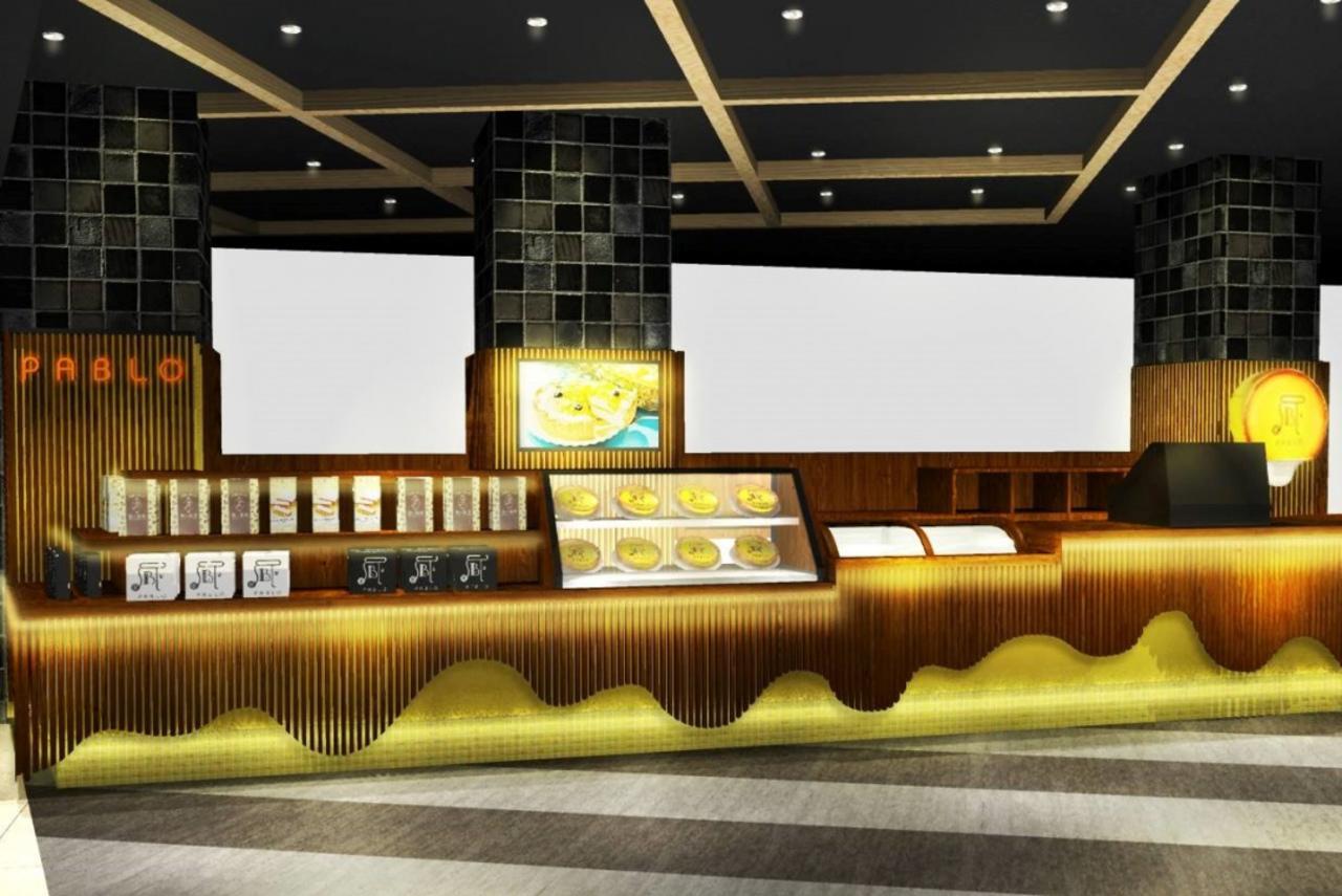 チーズケーキ革命「PABLO京都ポルタ店」本日3月20日GRAND OPEN!