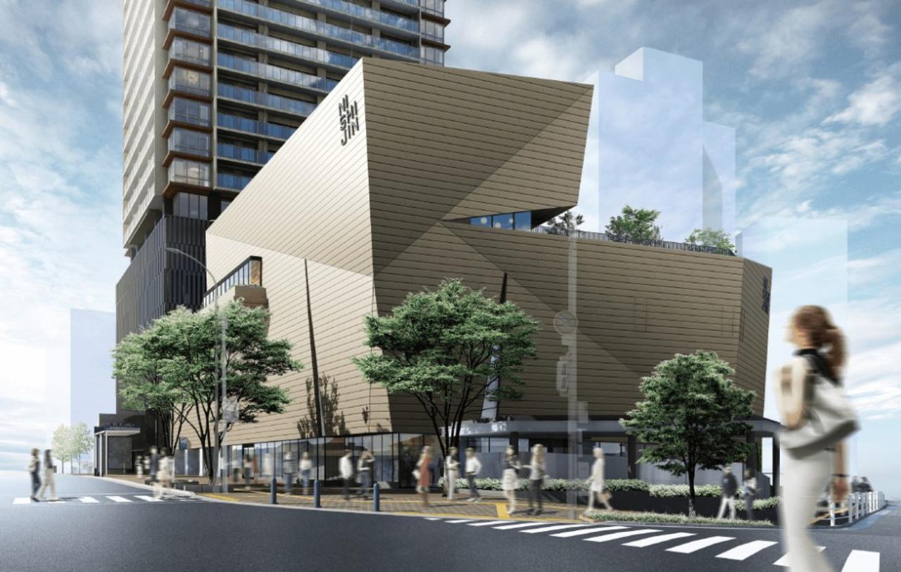 福岡市早良区西新駅前のプラリバ跡地に新商業施設「PRALIVA」本日オープン!