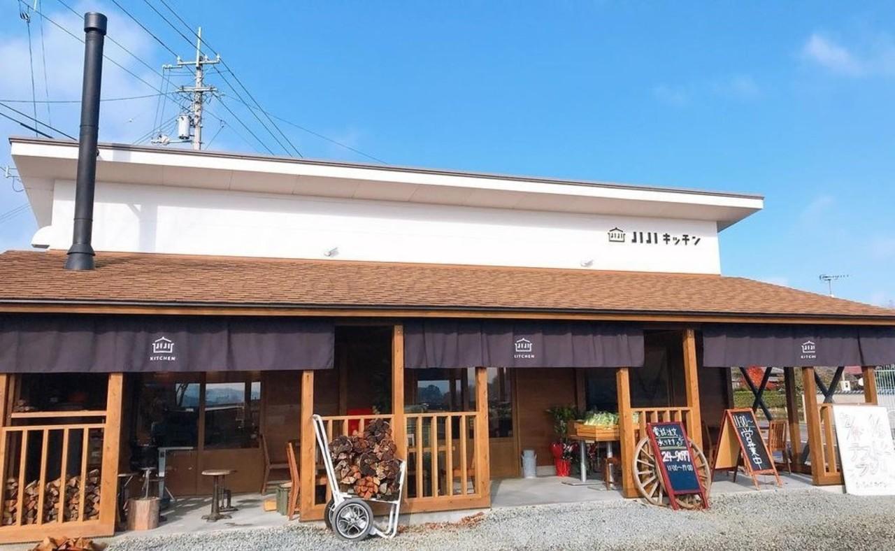香川県三豊市高瀬町比地に「ジジキッチン」が先月よりテストランされてるようです。
