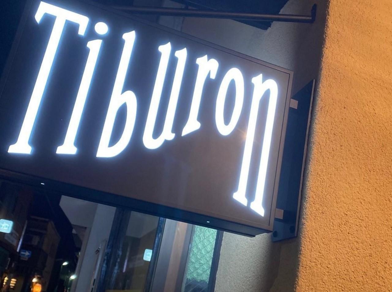 大阪市淀川区十三本町2丁目にスペインバル「ティブロン」が本日グランドオープンのようです。