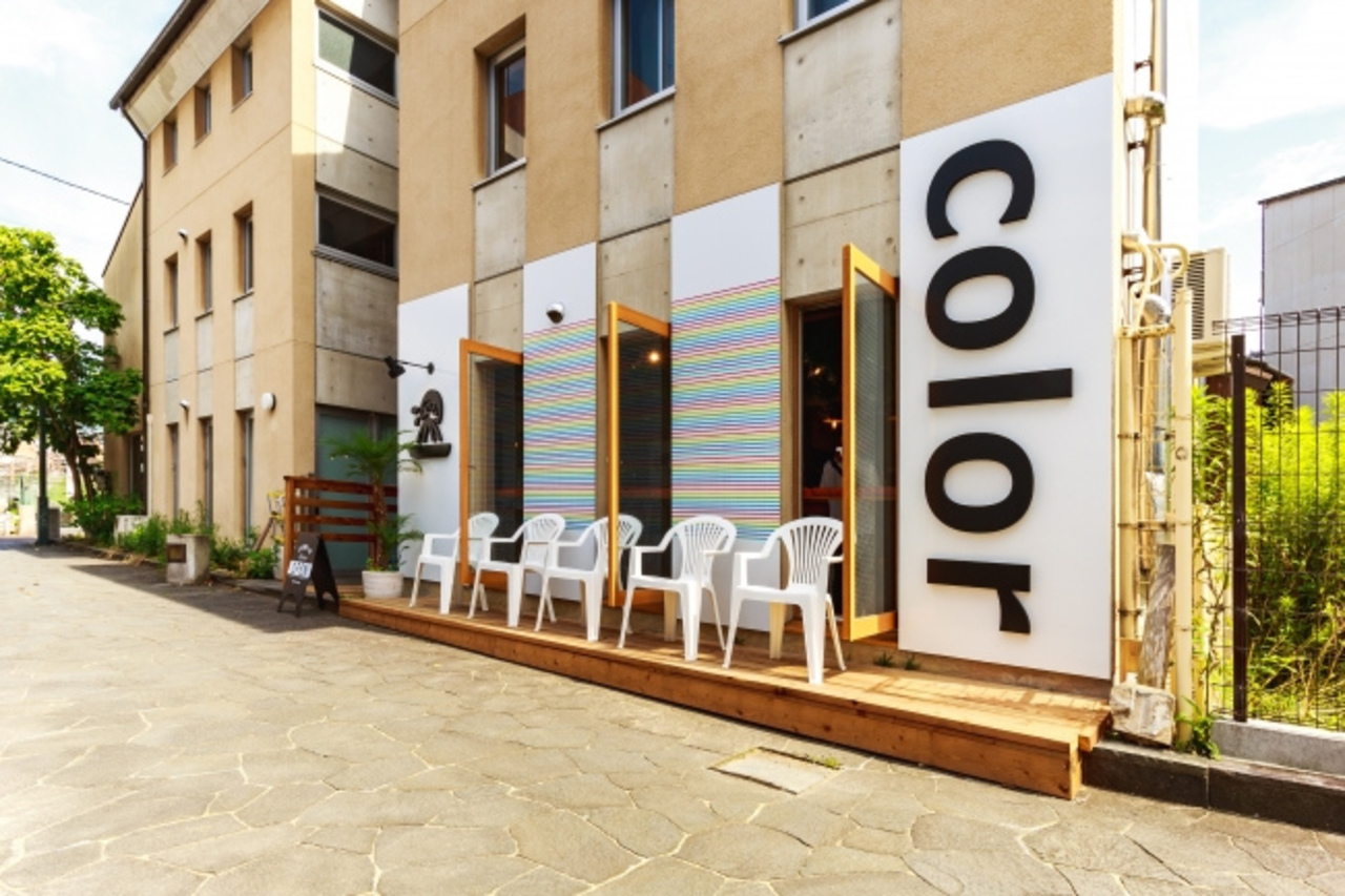 奈良市元林院町に生搾りサワー専門店「color(カラー)」明日グランドオープン!