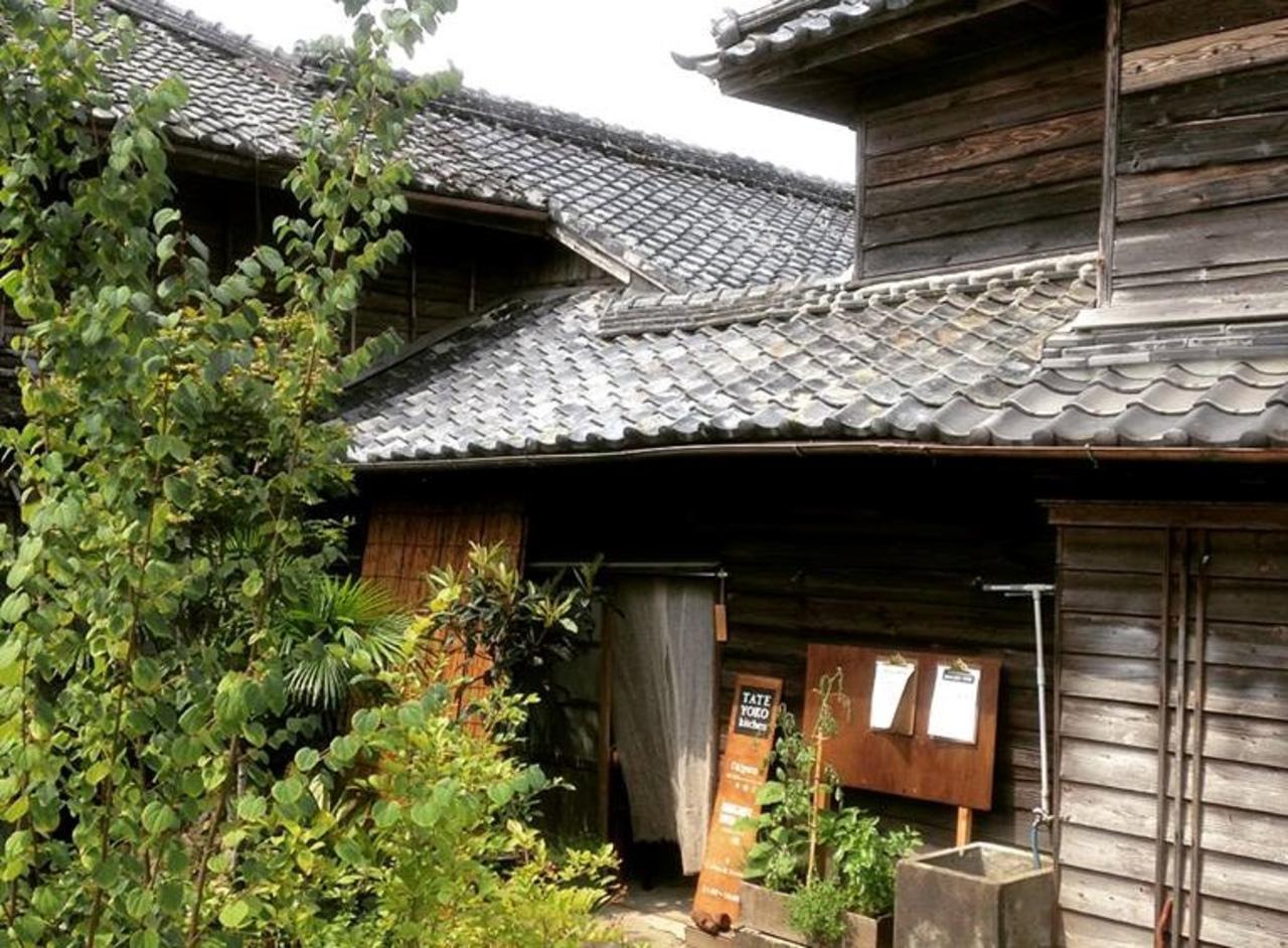 共同運営の小さな古民家カフェ...宮崎県東諸県郡綾町南俣の『タテヨコキッチン』